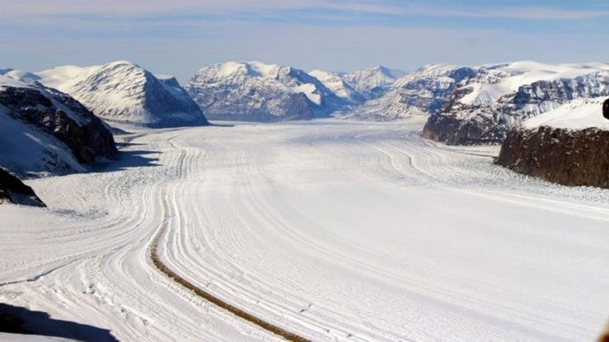 Greenland Lost 600 Billion Tons of Ice Last Summer, Raising Sea Levels, NASA Study Finds