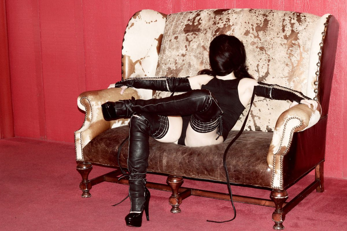 Muted Fawn Is Subverting Power Dynamics Through the Brutal Beauty of BDSM