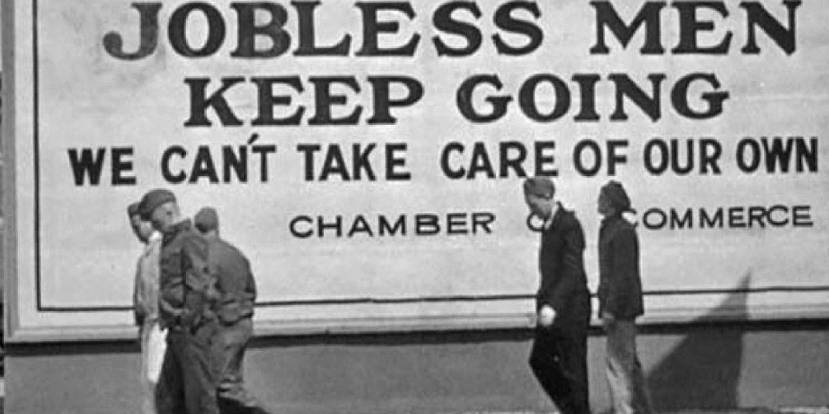 GOP Will STOP A Great Depression With One Weird Trick: Cutting Off Unemployment