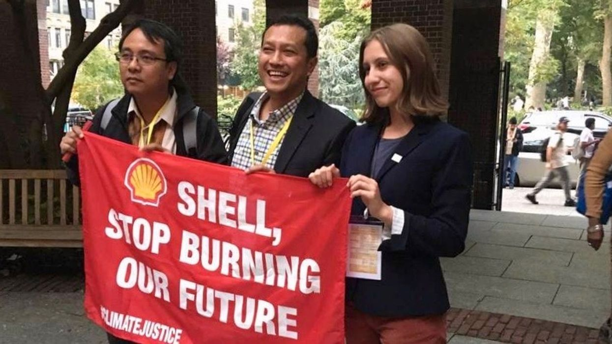 Shell's Latest Annual Report: More Greenwashing?