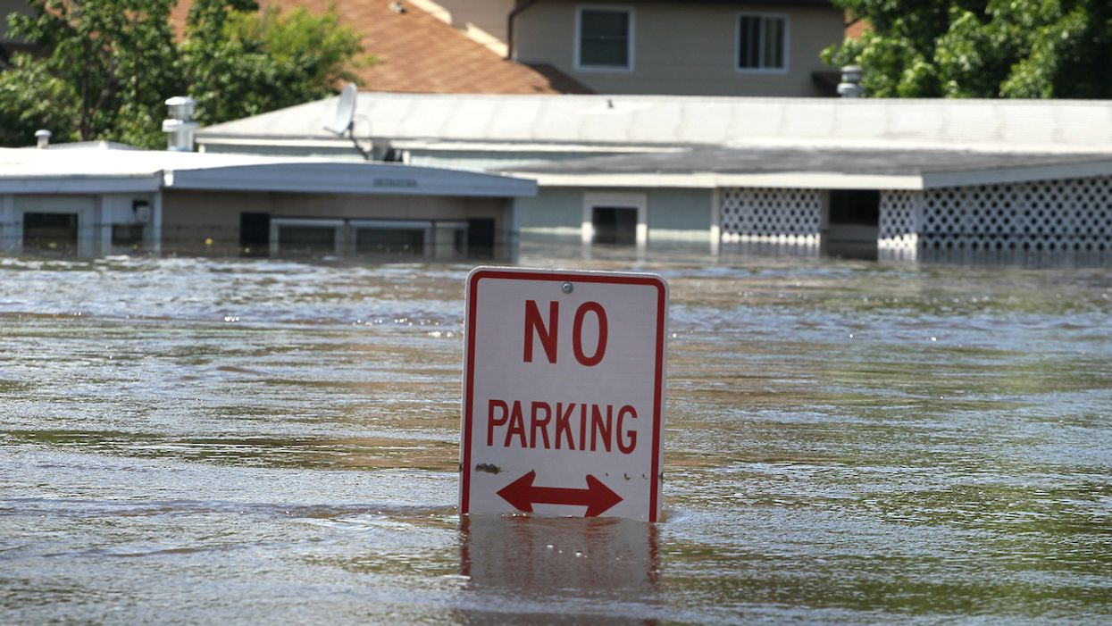 Flooding in 23 States Likely This Spring, Says NOAA