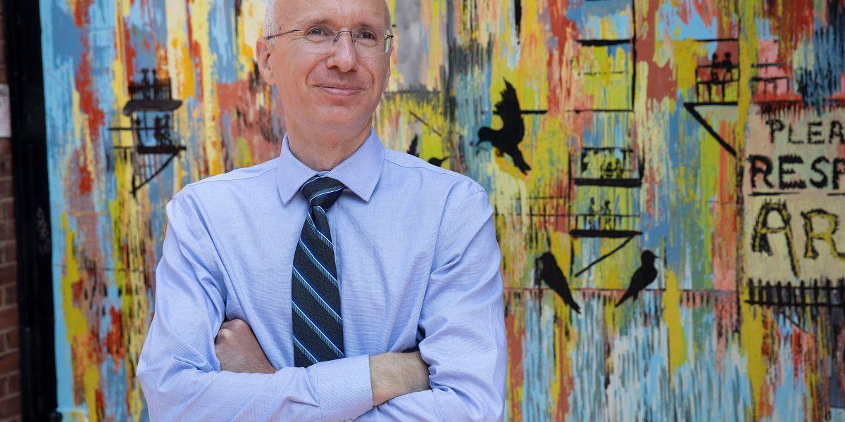 Aaron Bernstein of Harvard University's School of Public Health