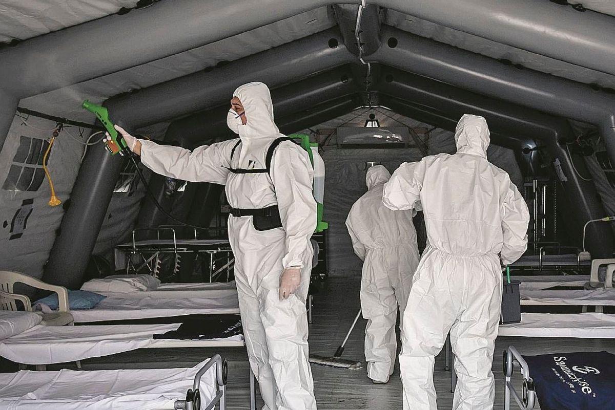 L'Italia muore: 793 persone in un giorno