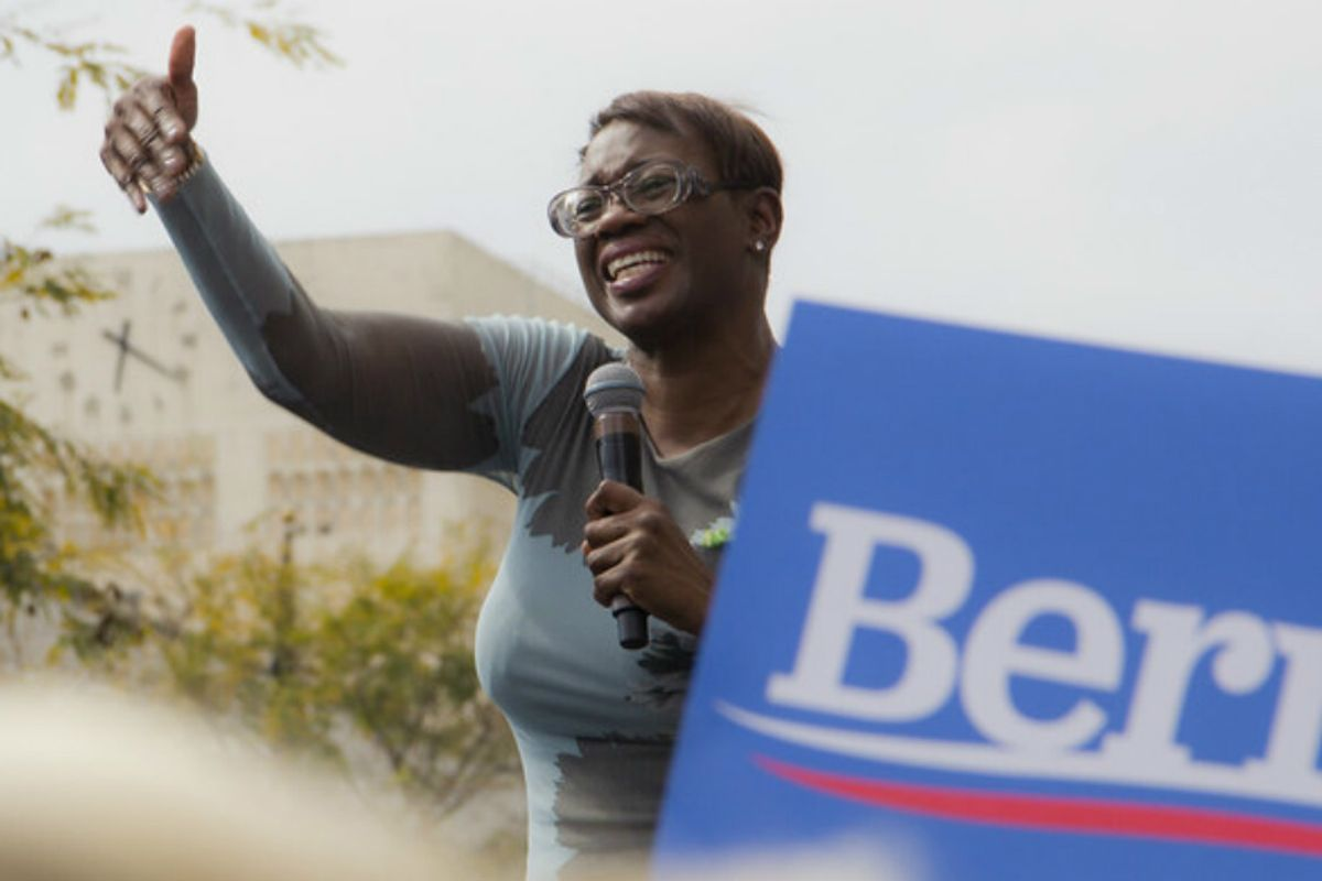 Bernie Sanders supporters raised over $2 million for coronavirus recovery efforts in 48 hours