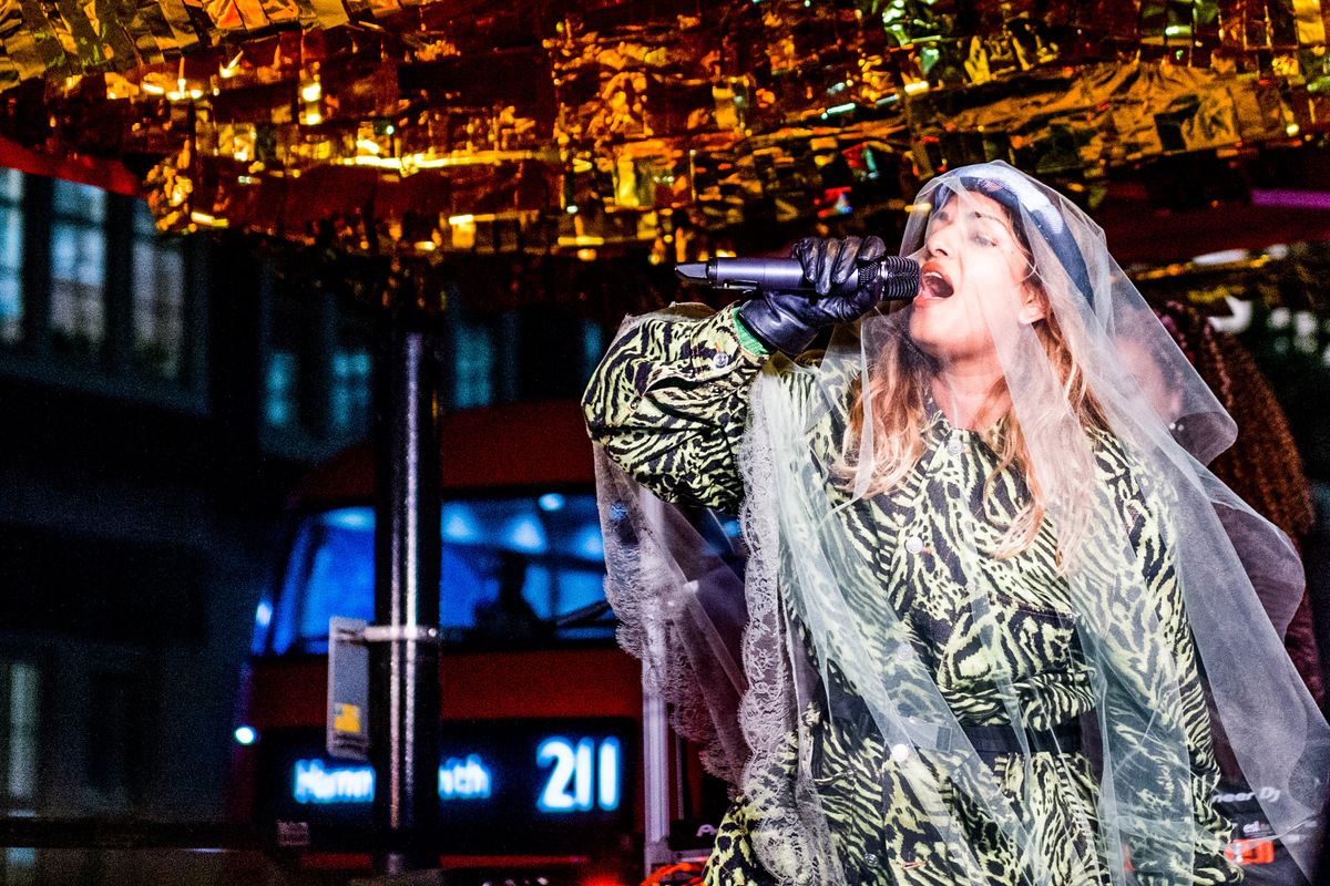 M.I.A. Releases New Music