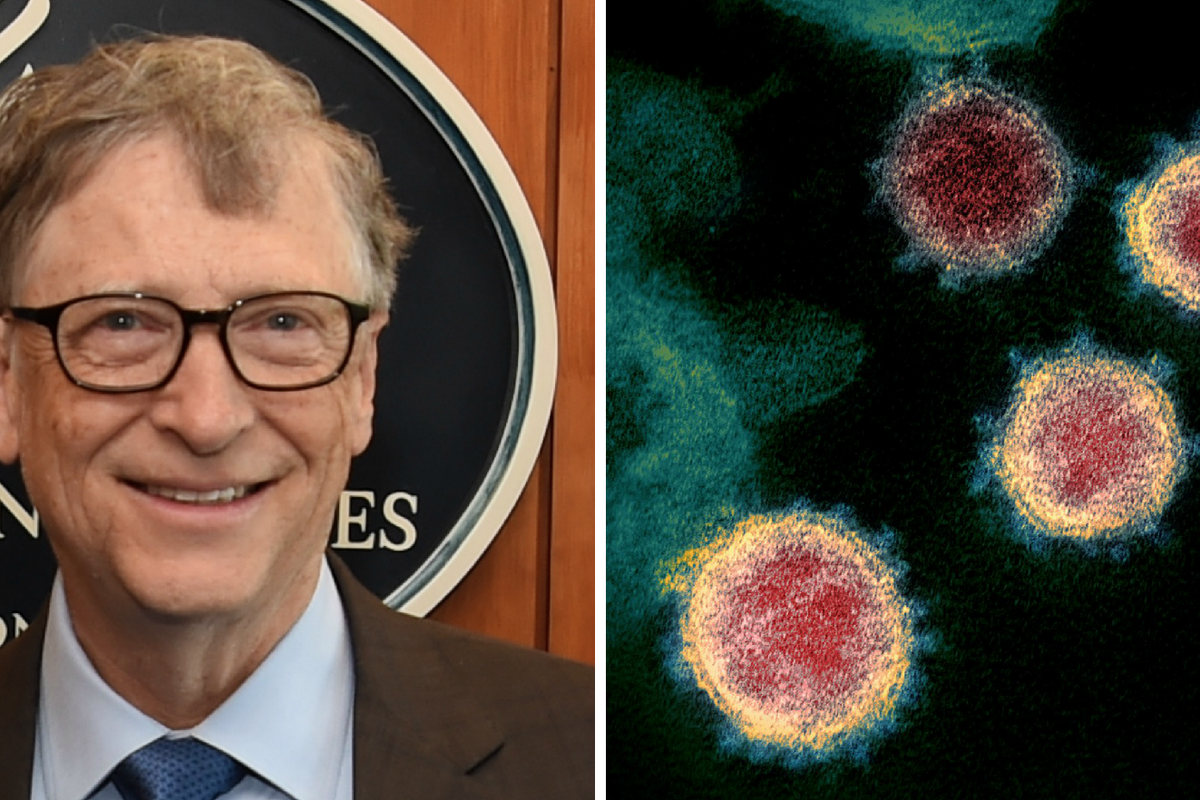 Bill Gates answered 4 critical questions from people worried about the coronavirus