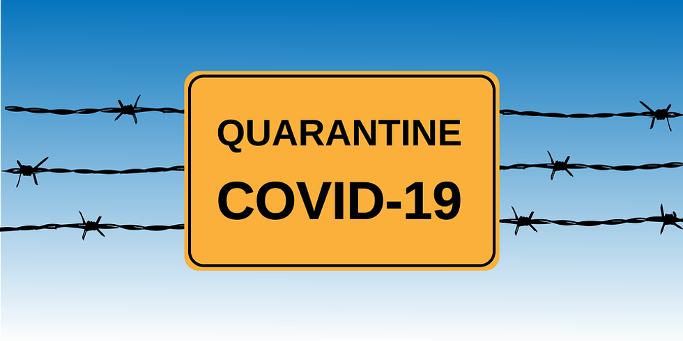 What You Can Do To Stay Sane During Quarantine