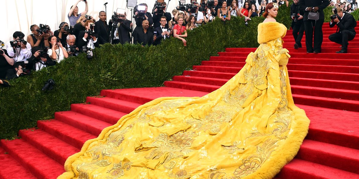 A Virtual Met Gala Is Still Happening, Thanks To High Fashion Twitter