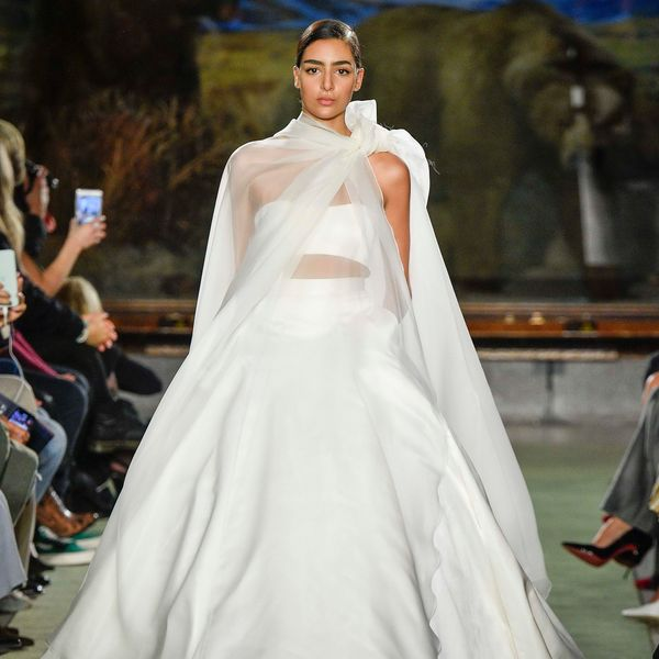 Getting Married? Brandon Maxwell's Got You Covered