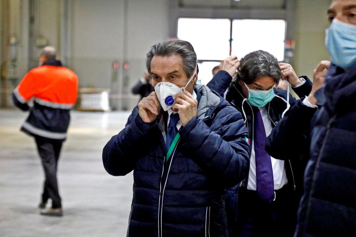 Fontana sfida Conte: «Le mie ordinanze prevalenti sui Dpcm». E scrive al Viminale
