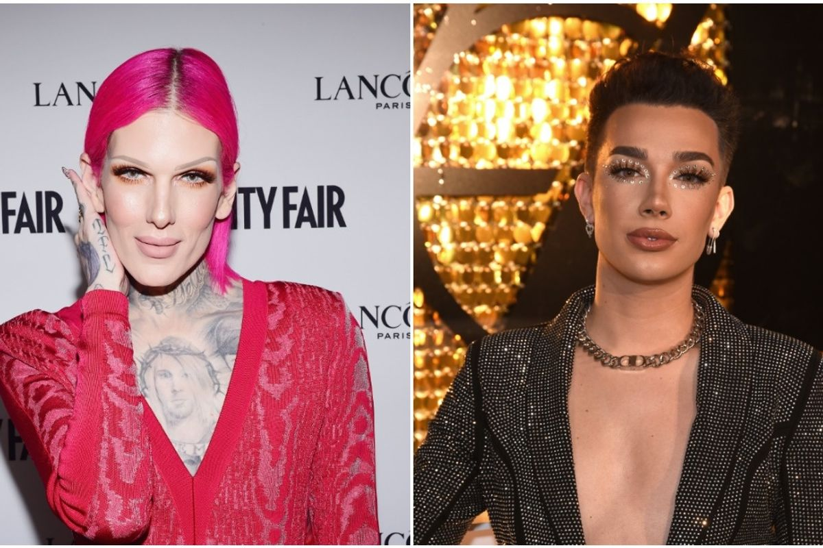 Fans Think Jeffree Star and James Charles Ended Their Feud