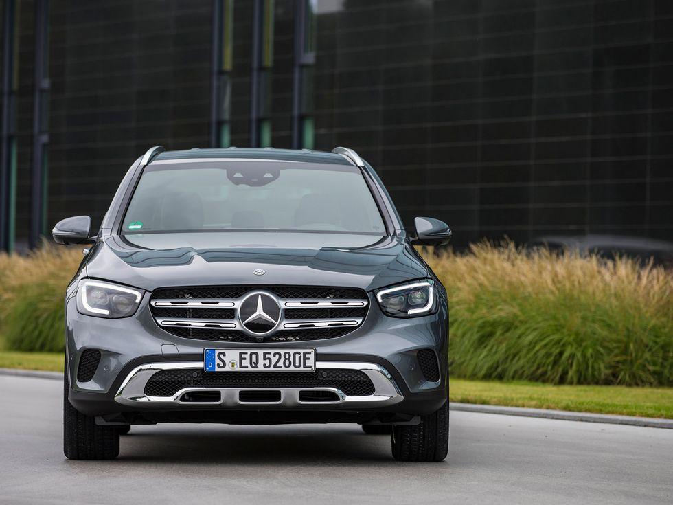 2020 Mercedes-Benz GLC 350e 4MATIC