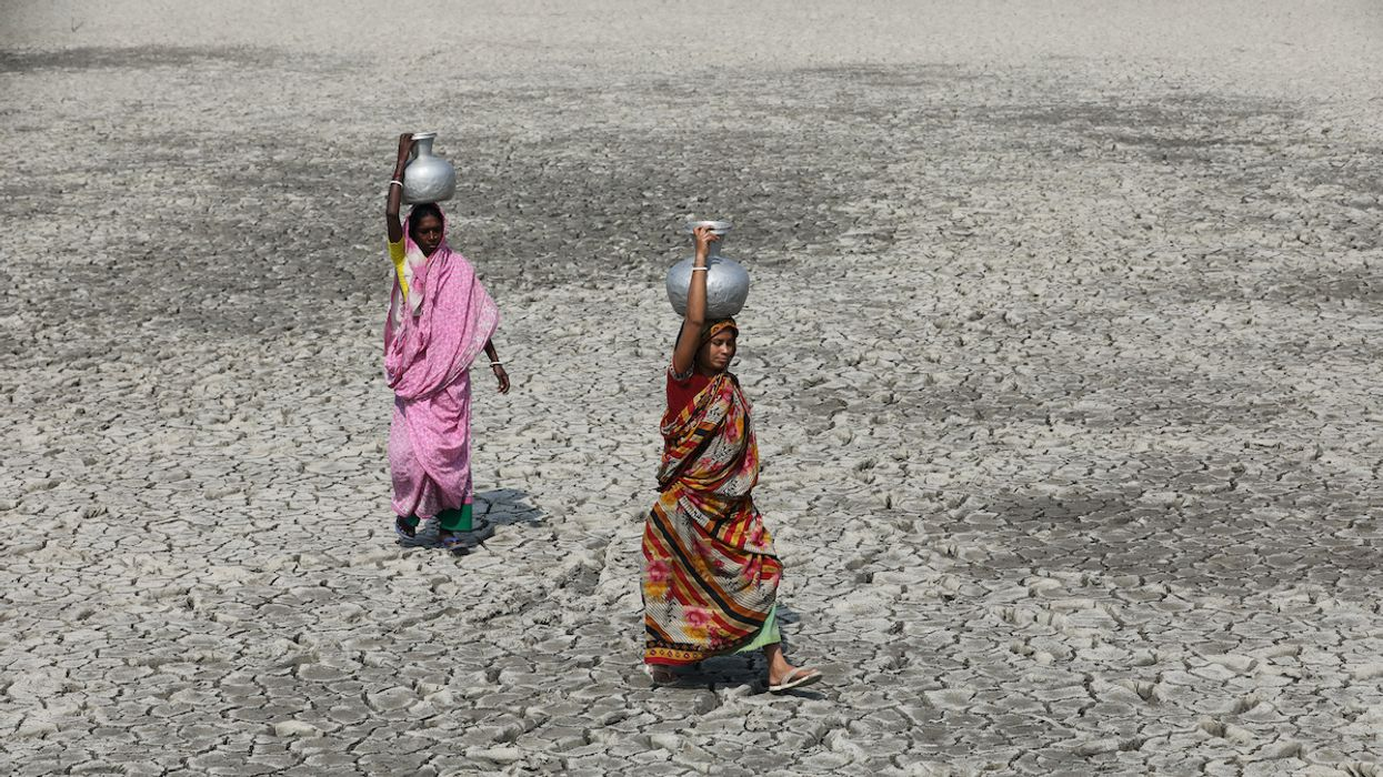 How to Empower Women Who Are Losing the Most From the Climate Crisis