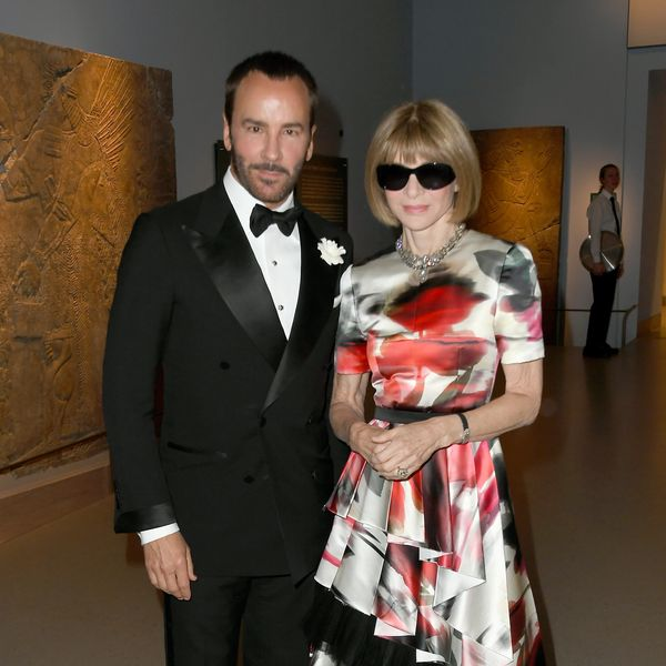 Tom Ford and Anna Wintour Are Launching a Fashion Relief Fund