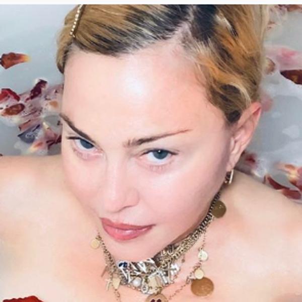 Madonna's Coronavirus Diary Is Her Best Work in Years