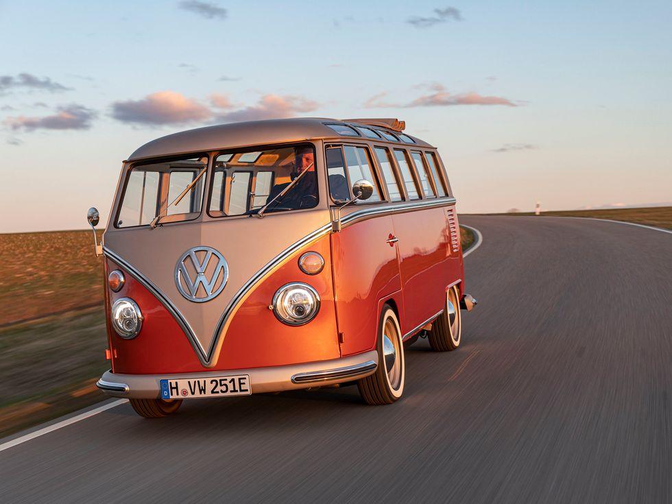 2020 Volkswagen e-BULLI Concept