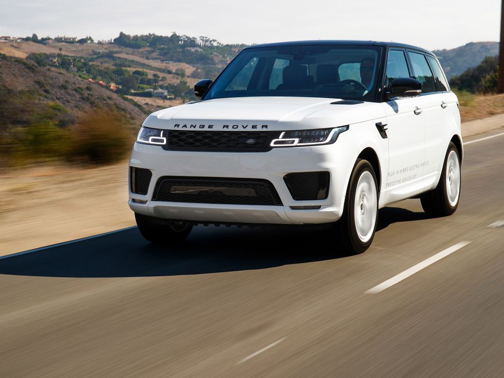 2020 Land Rover Range Rover Sport PHEV HSE