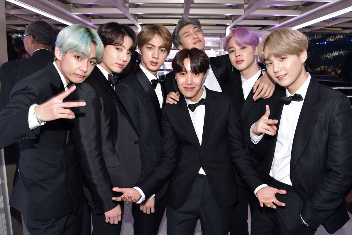 BTS Will Teach You Korean With Online Lessons