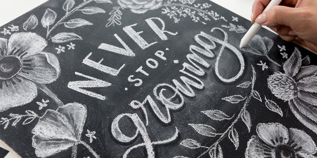 These 10 FREE Lettering Classes Bring Back the Art of Handwriting
