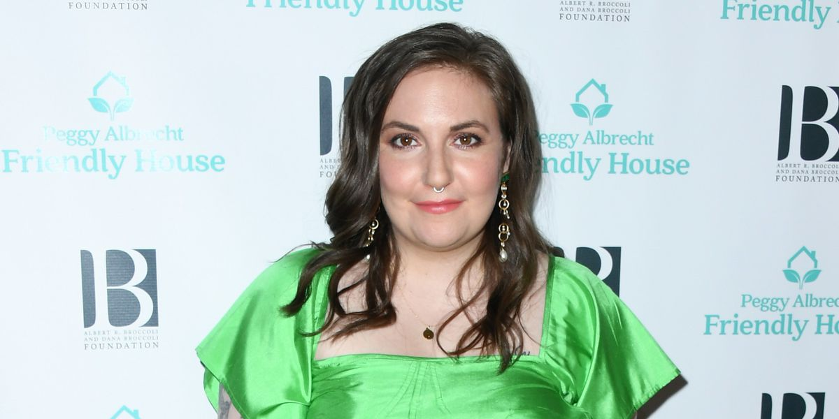 Lena Dunham Is Writing an 'Interactive' Romance Novel