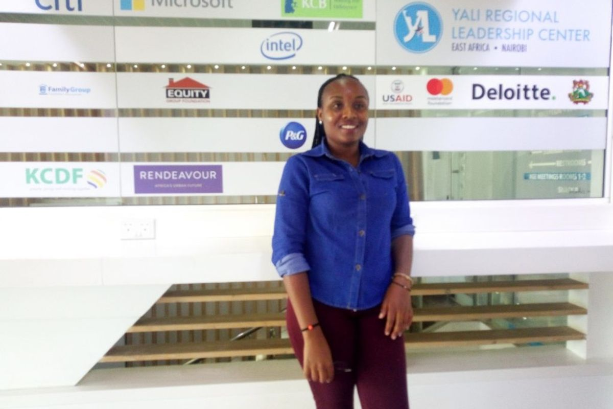 Youth activist rallies for gender equality in Rwanda