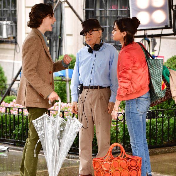 Woody Allen Claims Timothée Chalamet Denounced Him for an Oscar Win