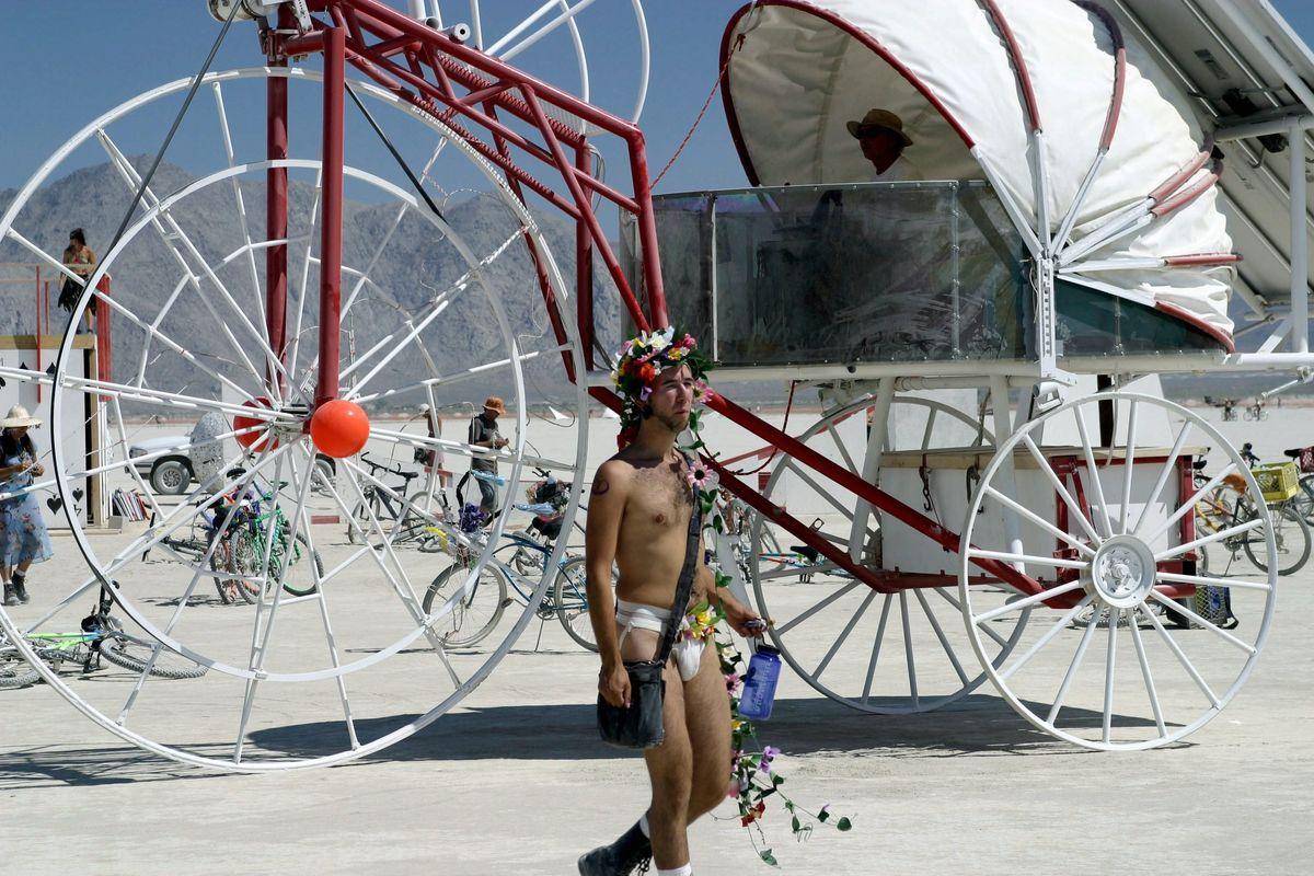 Nevertheless, Burning Man Persists