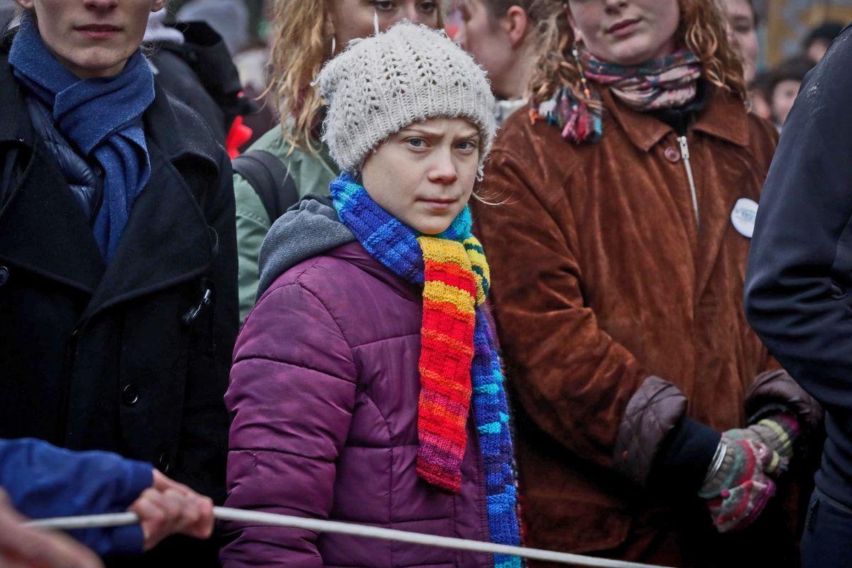 Greta: «Sono stata in quarantena». Il 6 marzo era con 3.500 persone