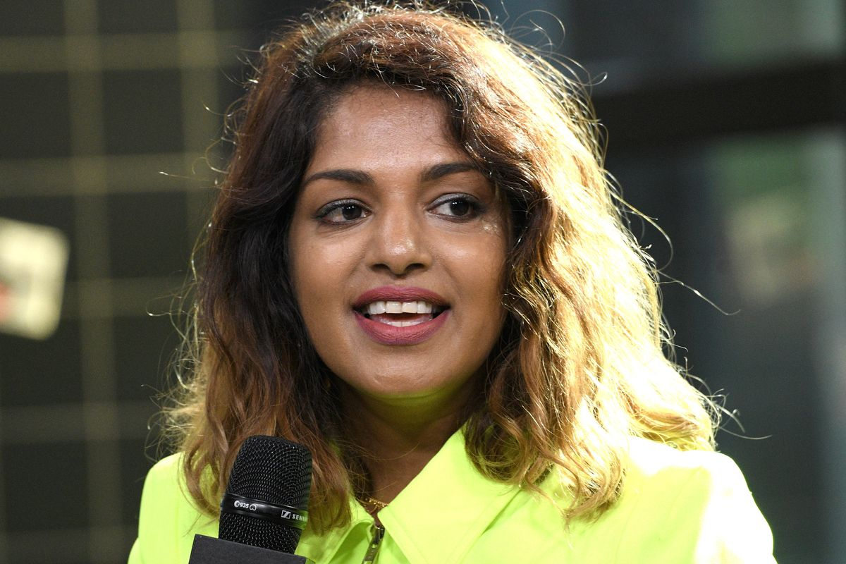 M.I.A. Criticized For Anti-Vaxxer Posts