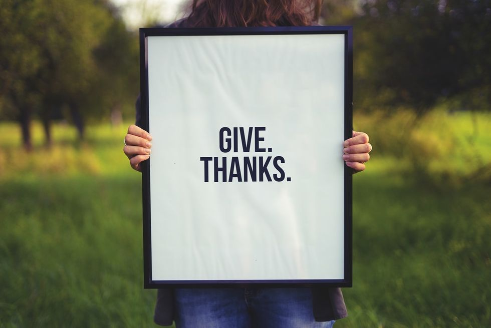 7 Things I Am Grateful For