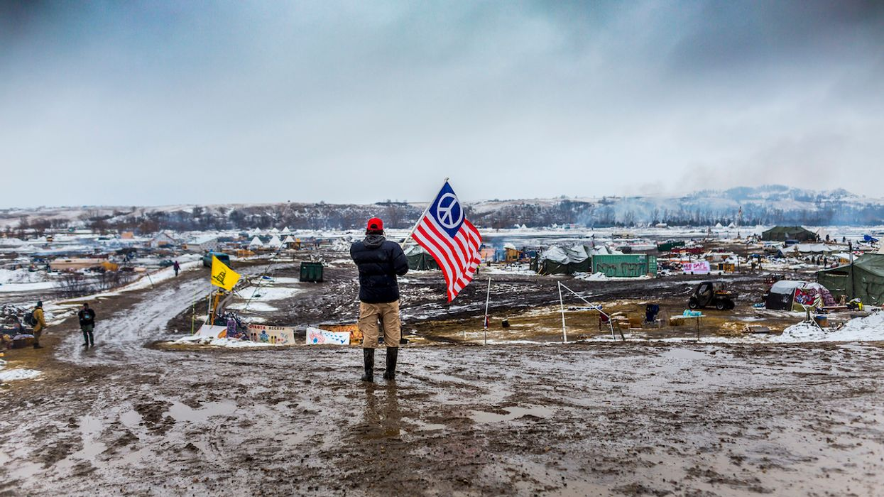 Judge Orders Full Environmental Review of Dakota Access Pipeline
