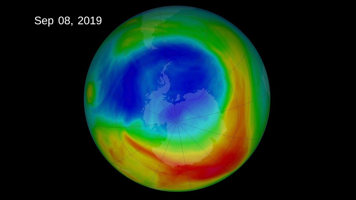 Human Cooperation Can Restore Climate Patterns: The Case of the Ozone Layer and the Southern Jet Stream
