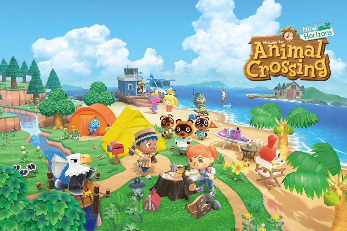 Why Everyone You Know Is Playing 'Animal Crossing' Right Now