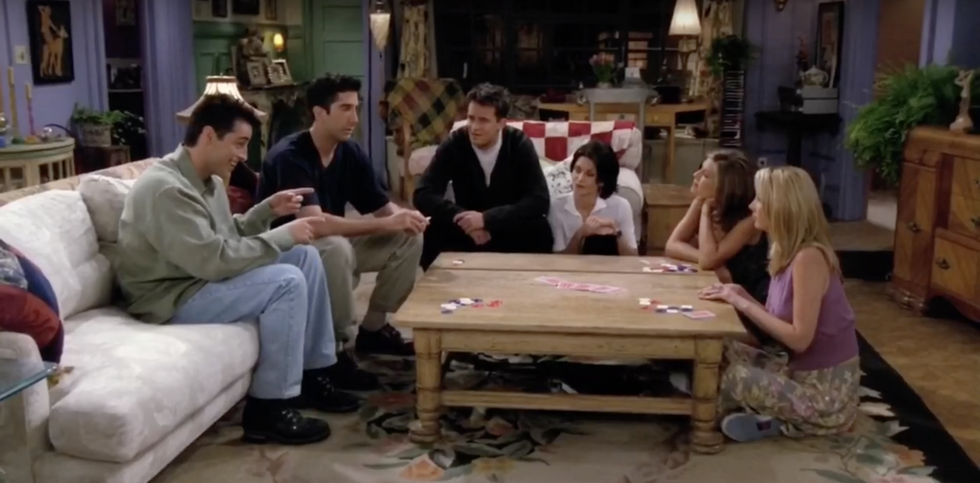 What 'Friends' Character You Are Based On Your Social Distancing Activities