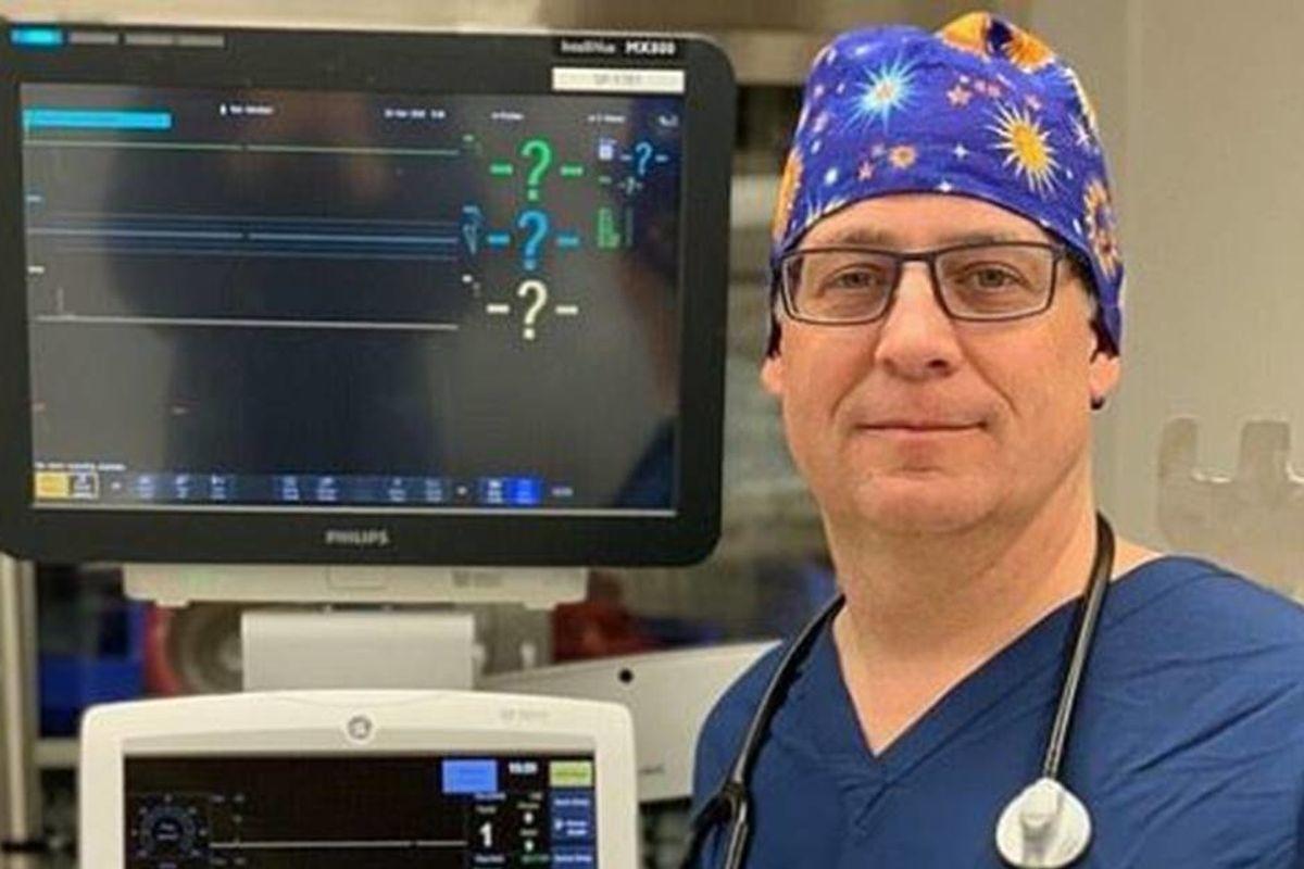 Canadian doctor's brilliant 'evil genius' hack transforms 1 ventilator into 9