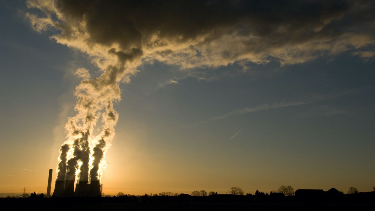 Carbon Dioxide Levels in the Atmosphere Hit Highest Level in 3 Million Years