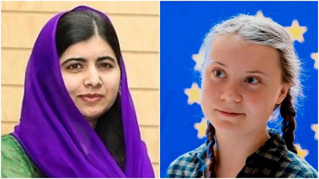 Malala Yousafzai and Greta Thunberg Finally Meet in Oxford, Famous Activists Unite