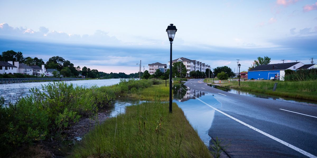 Rising Tides Will Force Millions of Americans to Move