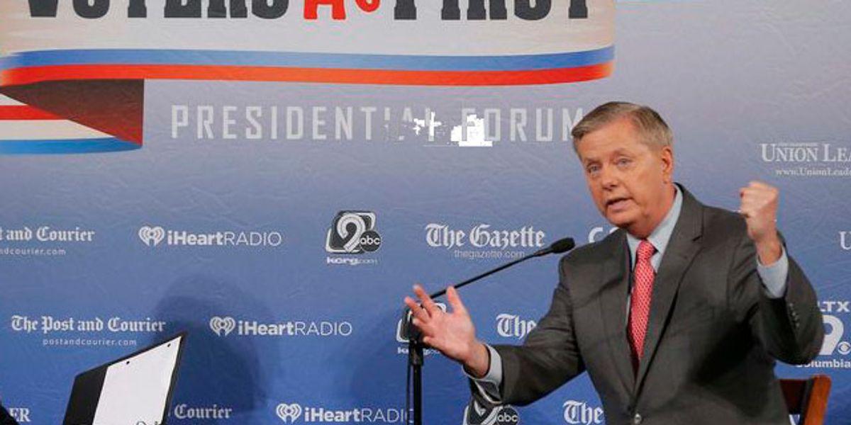 Sen. Graham Using Judiciary Committee To Enact Partisan Vengeance