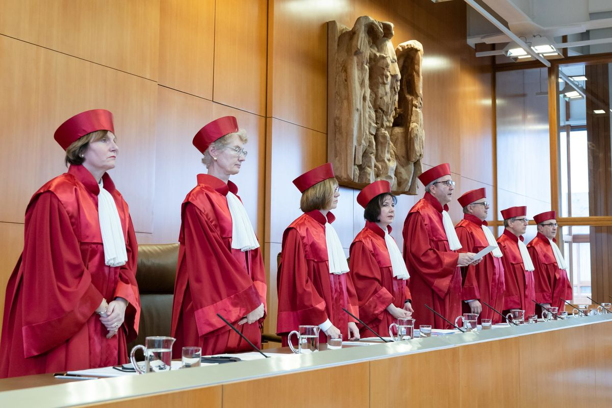 La Consulta tedesca apre al suicidio assistito