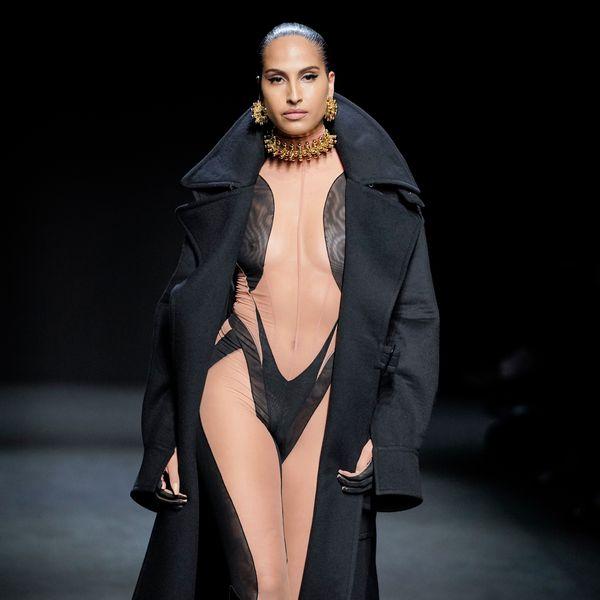 Mugler Bodysuits Are Normalizing Nudity