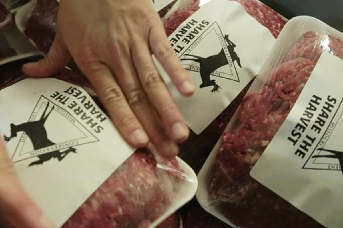 Missouri hunters donated nearly 350,000 pounds of venison to food banks this season