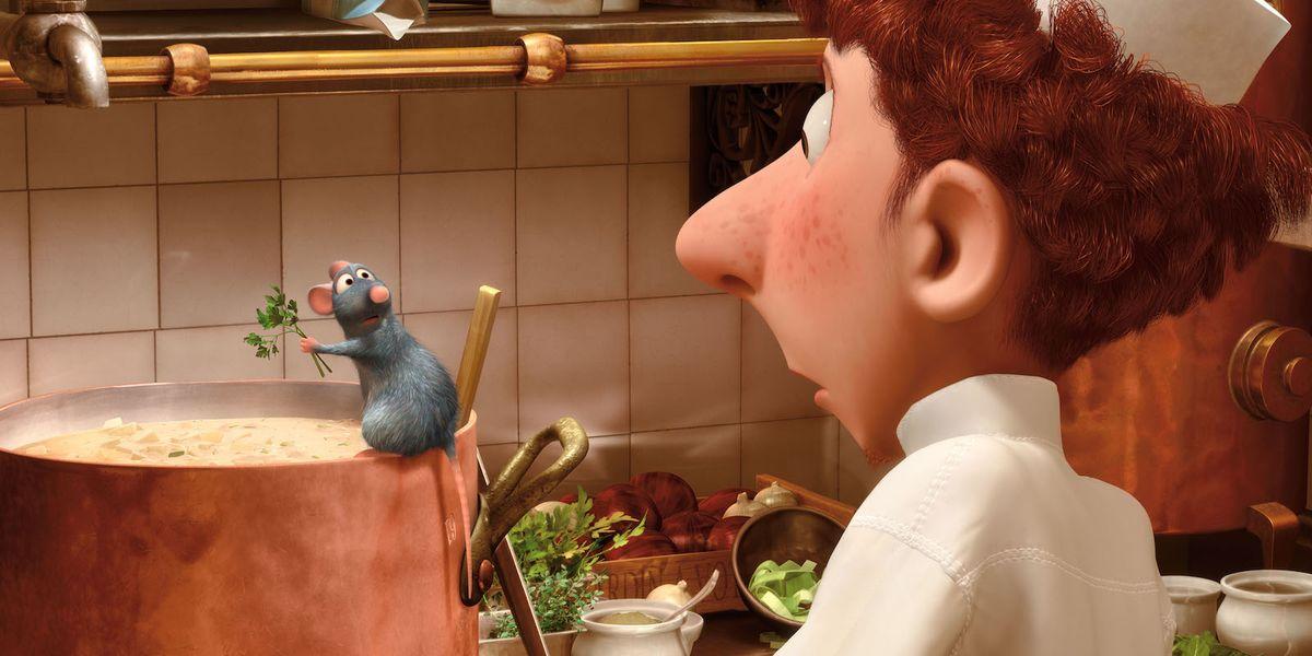 How 'Ratatouille' Took Over TikTok
