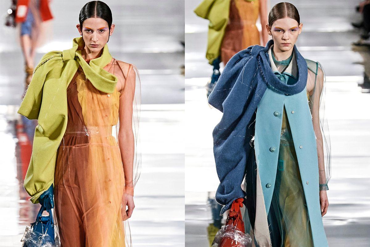 Margiela Says Wear a Cast, but Make It Fashion