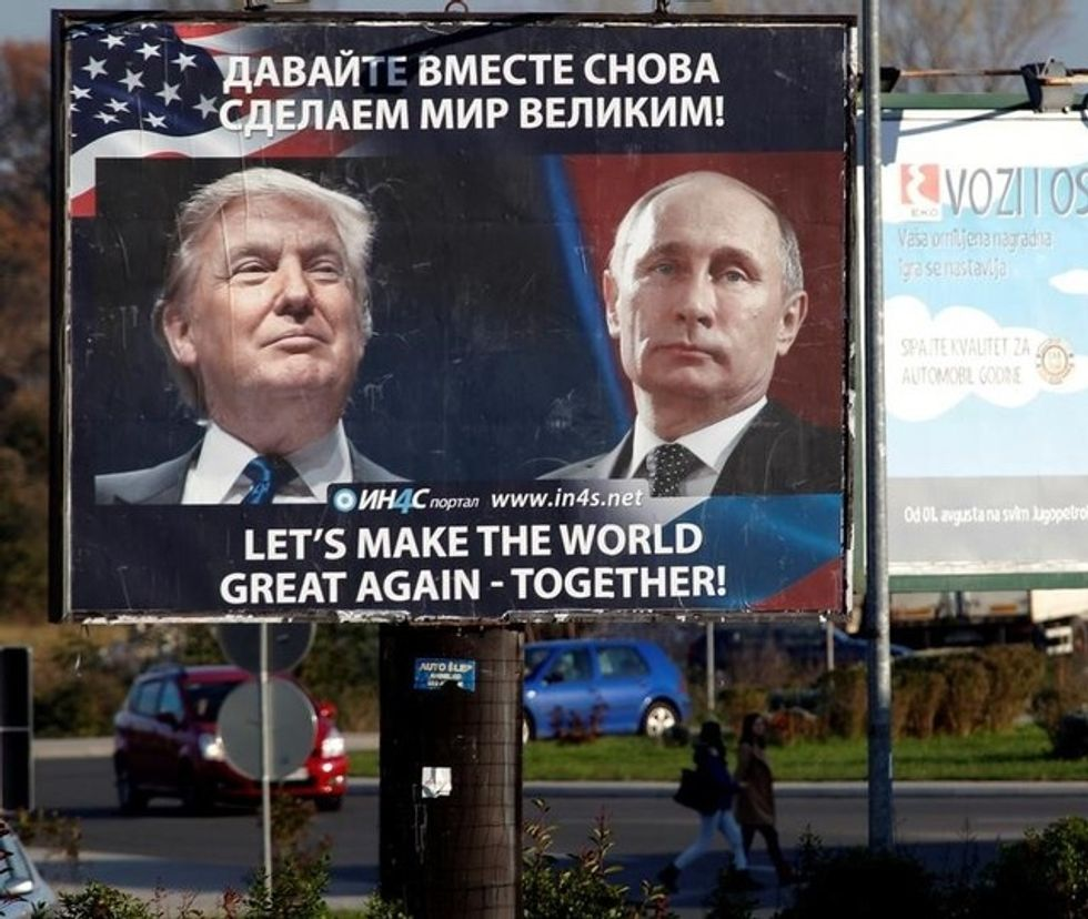 Yes, Trump Sold Us Out To The Russians
