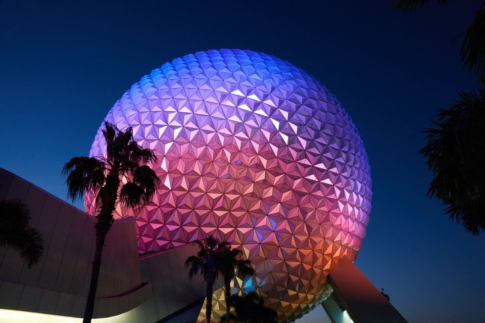 10 Magical Facts About Disney World: EPCOT Edition