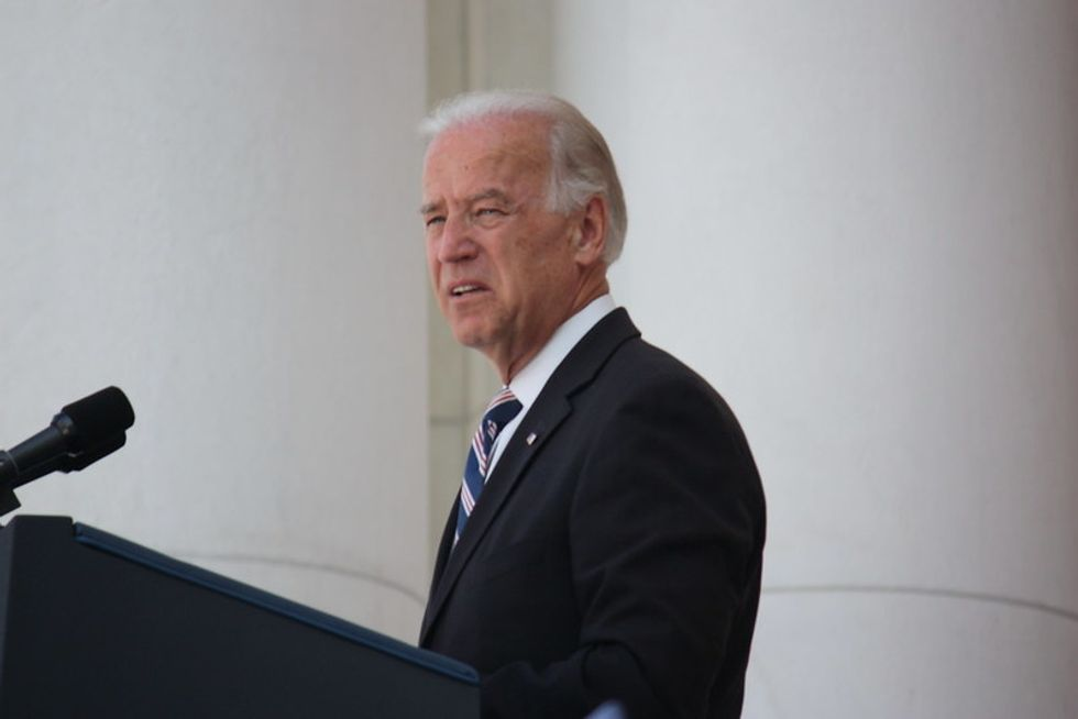 Joe Biden's Most Important Endorsement