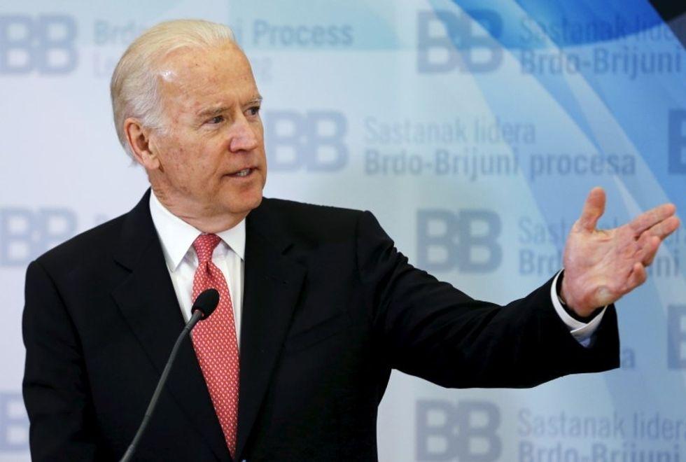 Biden Warns Of Trump 'Threat,' Calls For Impeachment