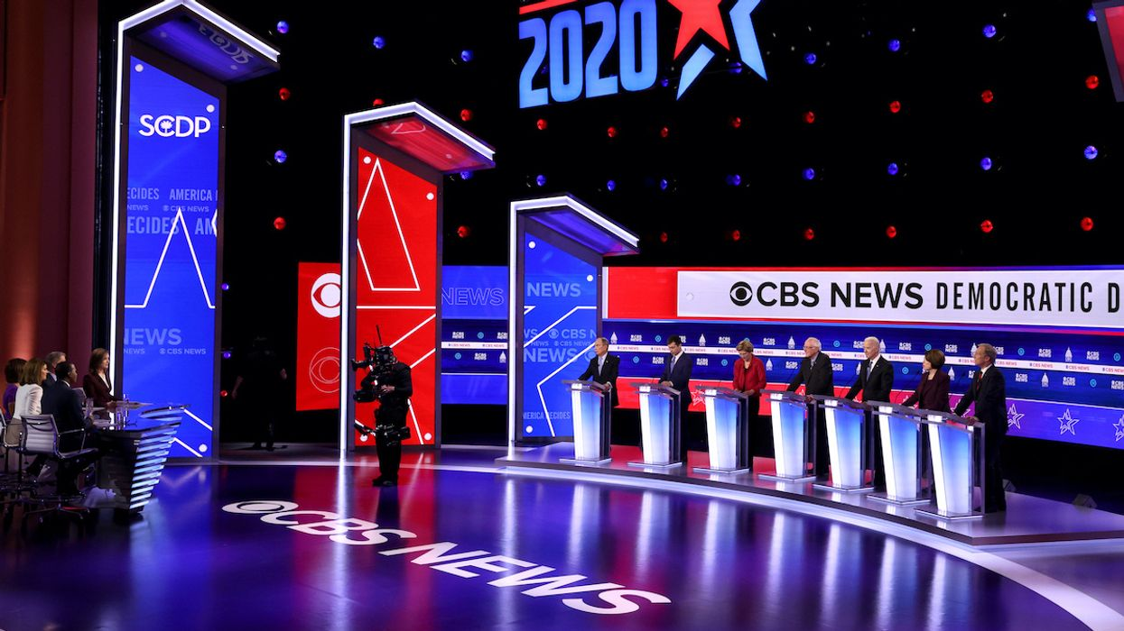 Green Groups Blast Debate Moderators for Asking Zero Climate Questions