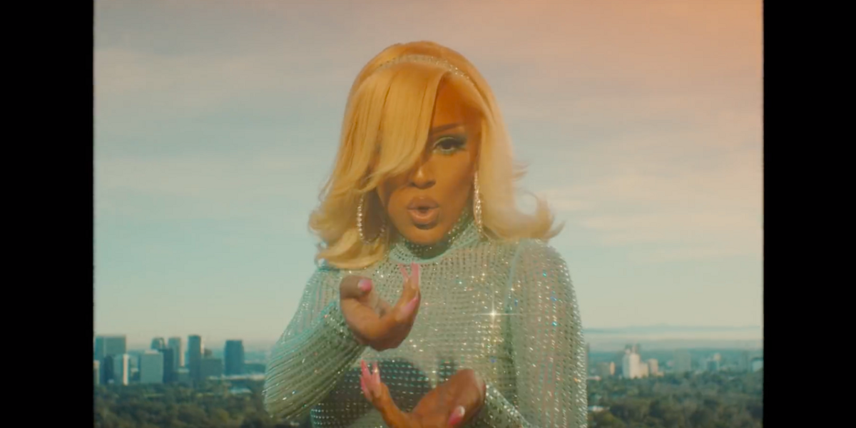 """Doja Cat Enlists Haley Sharpe And Donté Colley For """"Say So"""" Video"""